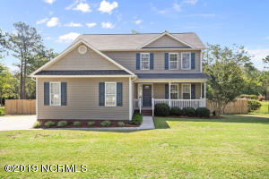 754 Jim Grant Avenue, Sneads Ferry, NC 28460