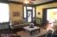 Living Room- Hardwood Floors