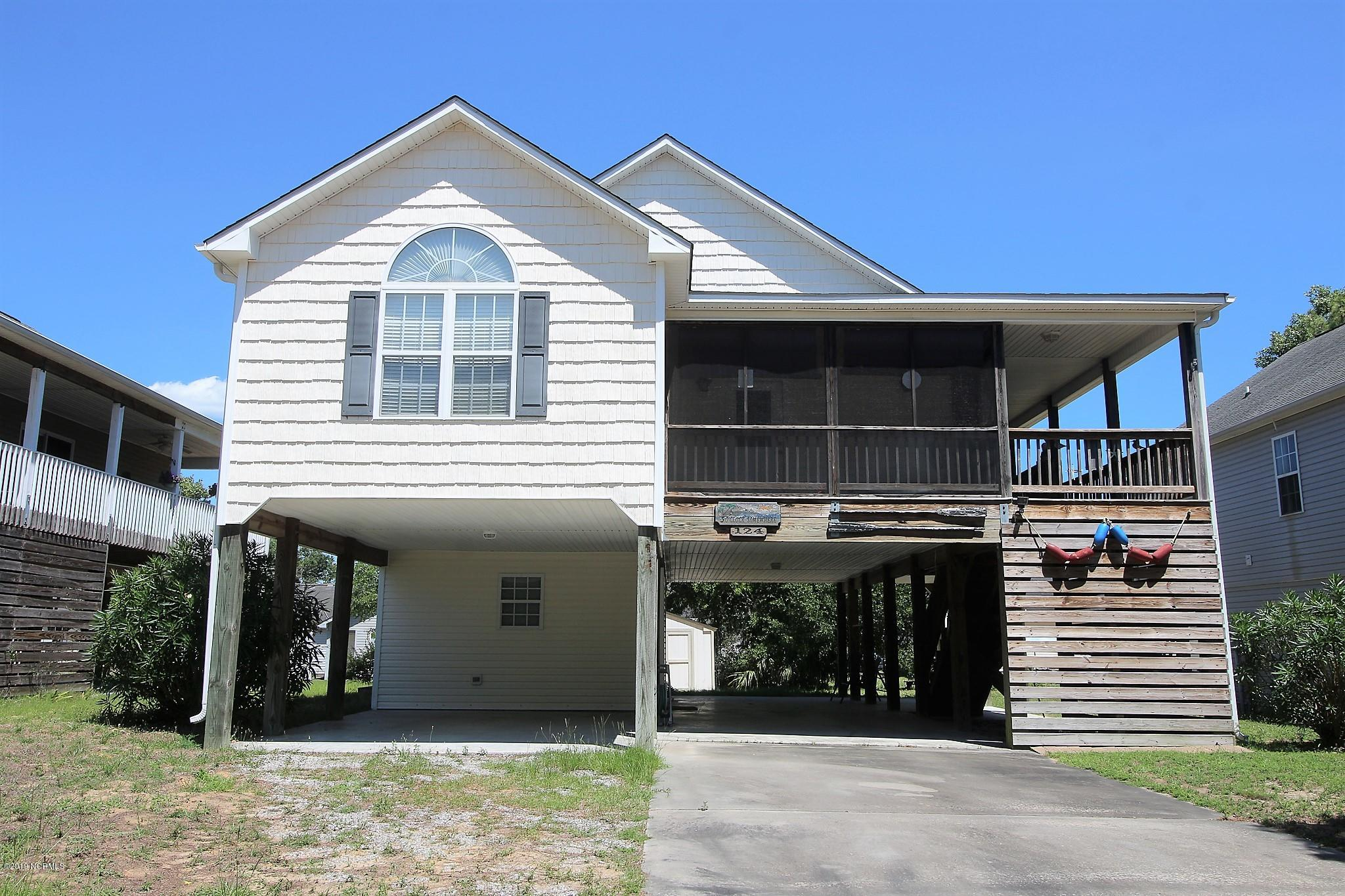 124 NE 5TH Street Oak Island, NC 28465