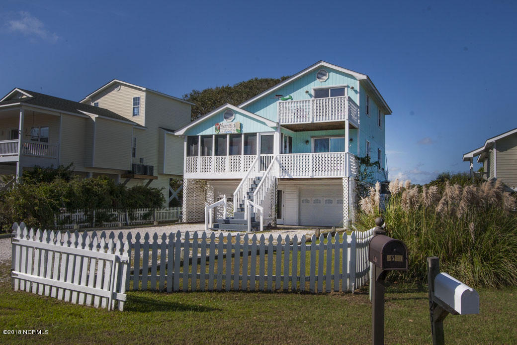 2508 Marsh Hen Drive Oak Island, NC 28465