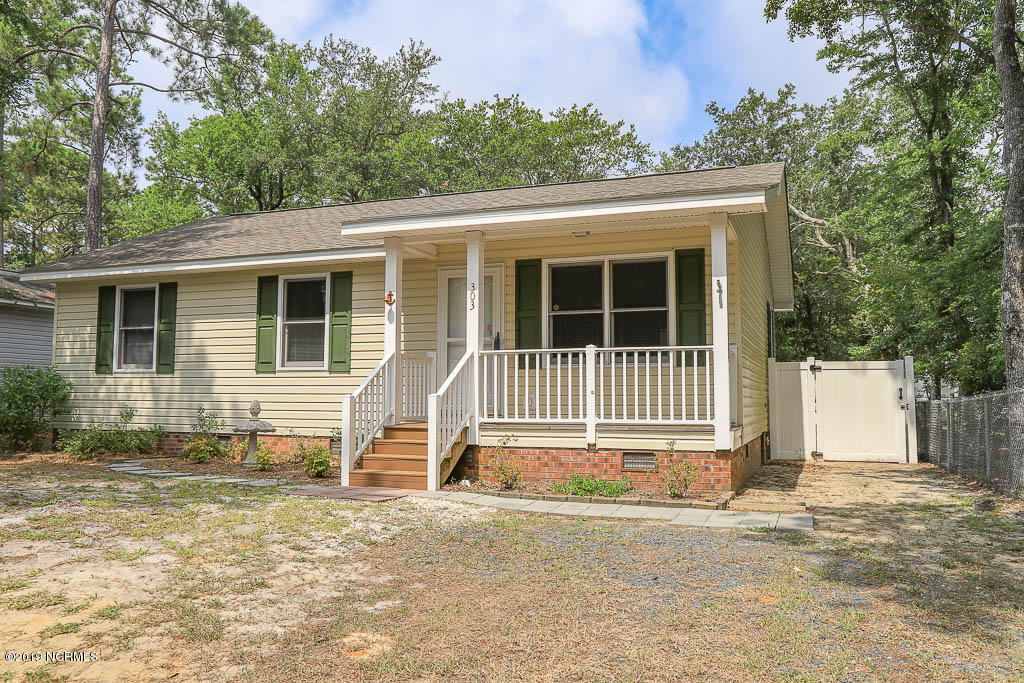 303 NE 55th Street Oak Island, NC 28465