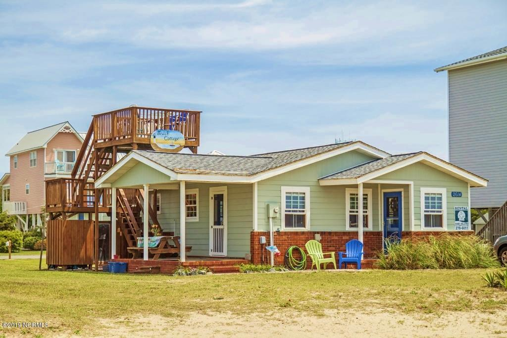 2614 E Beach Drive Oak Island, NC 28465