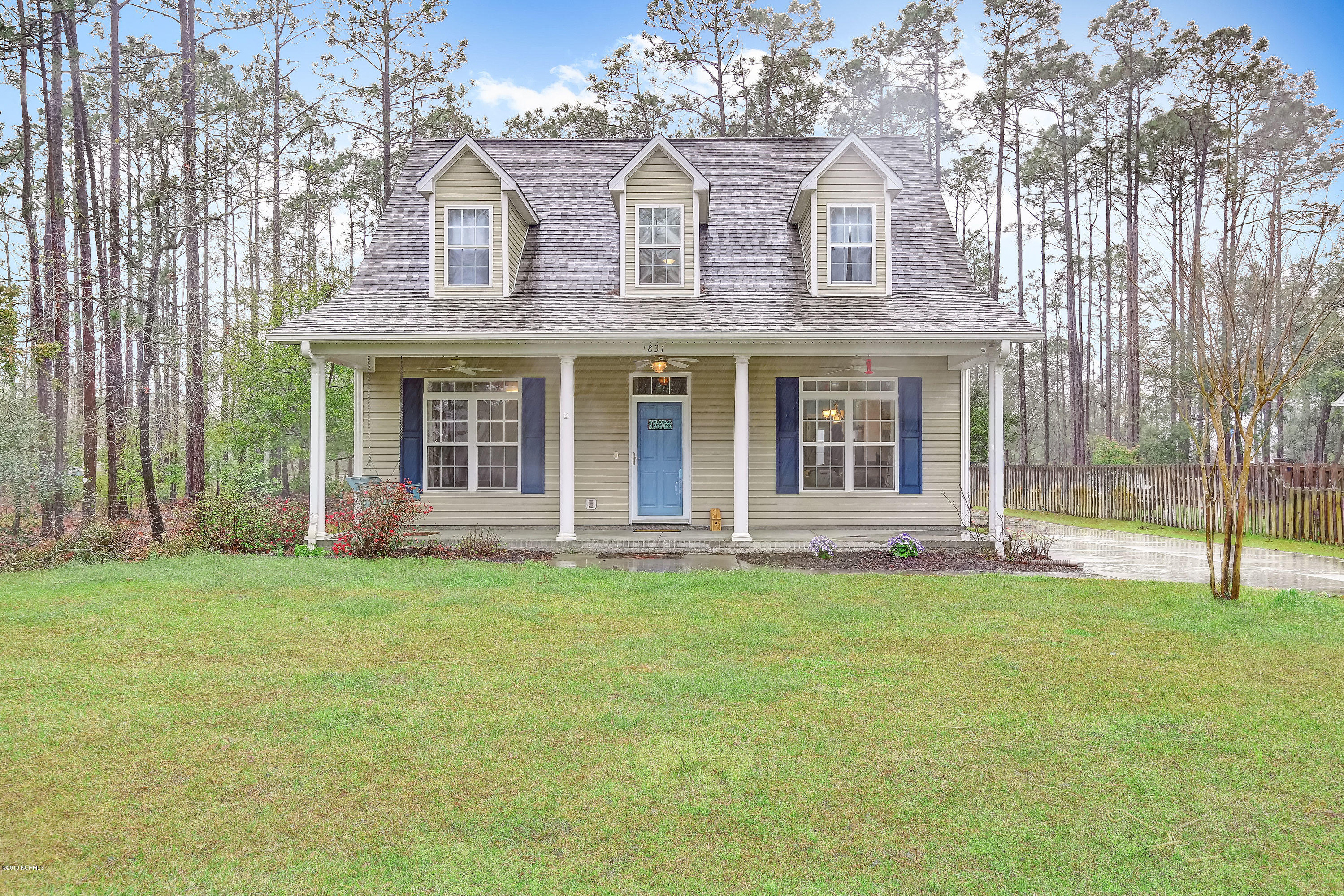 1831 Pinehurst Road Southport, NC 28461