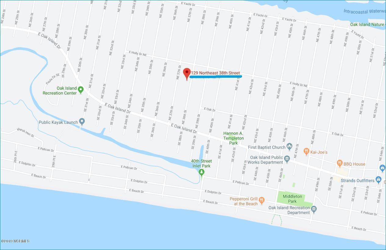129 NE 38th Street Oak Island, NC 28465