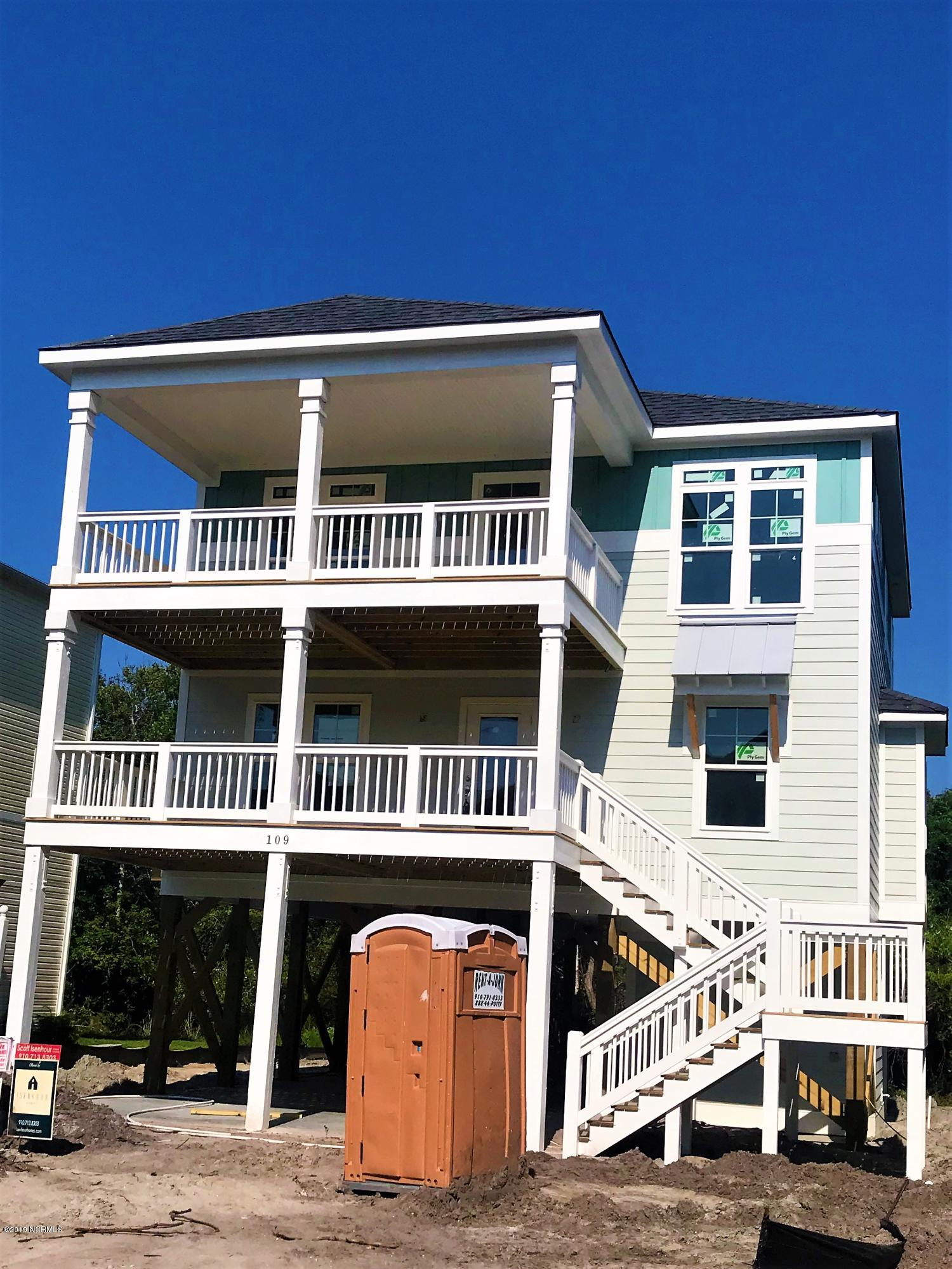 109 SE 63rd Street Oak Island, NC 28465