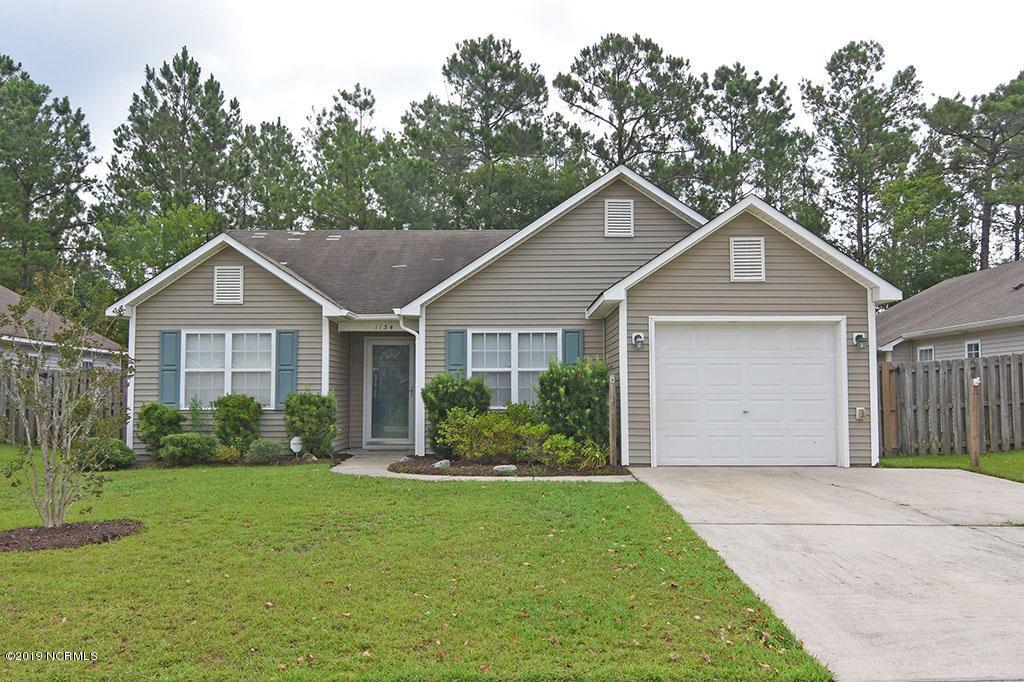 1134 Amber Pines Drive Leland, NC 28451