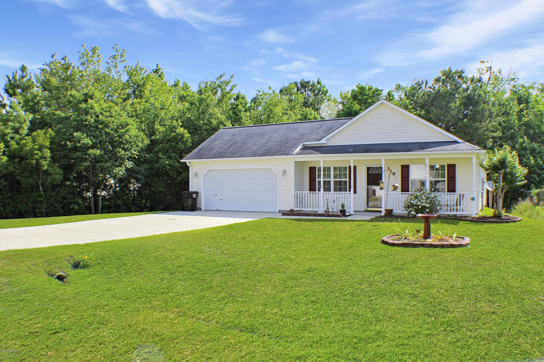 319 Top Knot Road, Hubert, North Carolina 28539, 3 Bedrooms Bedrooms, ,2 BathroomsBathrooms,Residential,For Sale,Top Knot,100166863