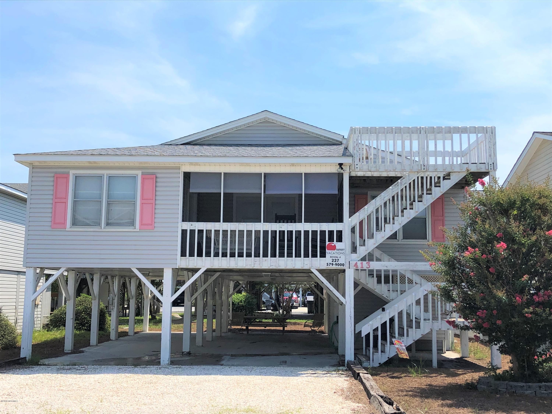 413 4TH Street Sunset Beach, NC 28468