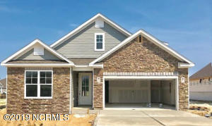 19 York Lane, Lot 46, Hampstead, NC 28443