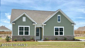 136 Dogwood Lane, Lot 4, Hampstead, NC 28443