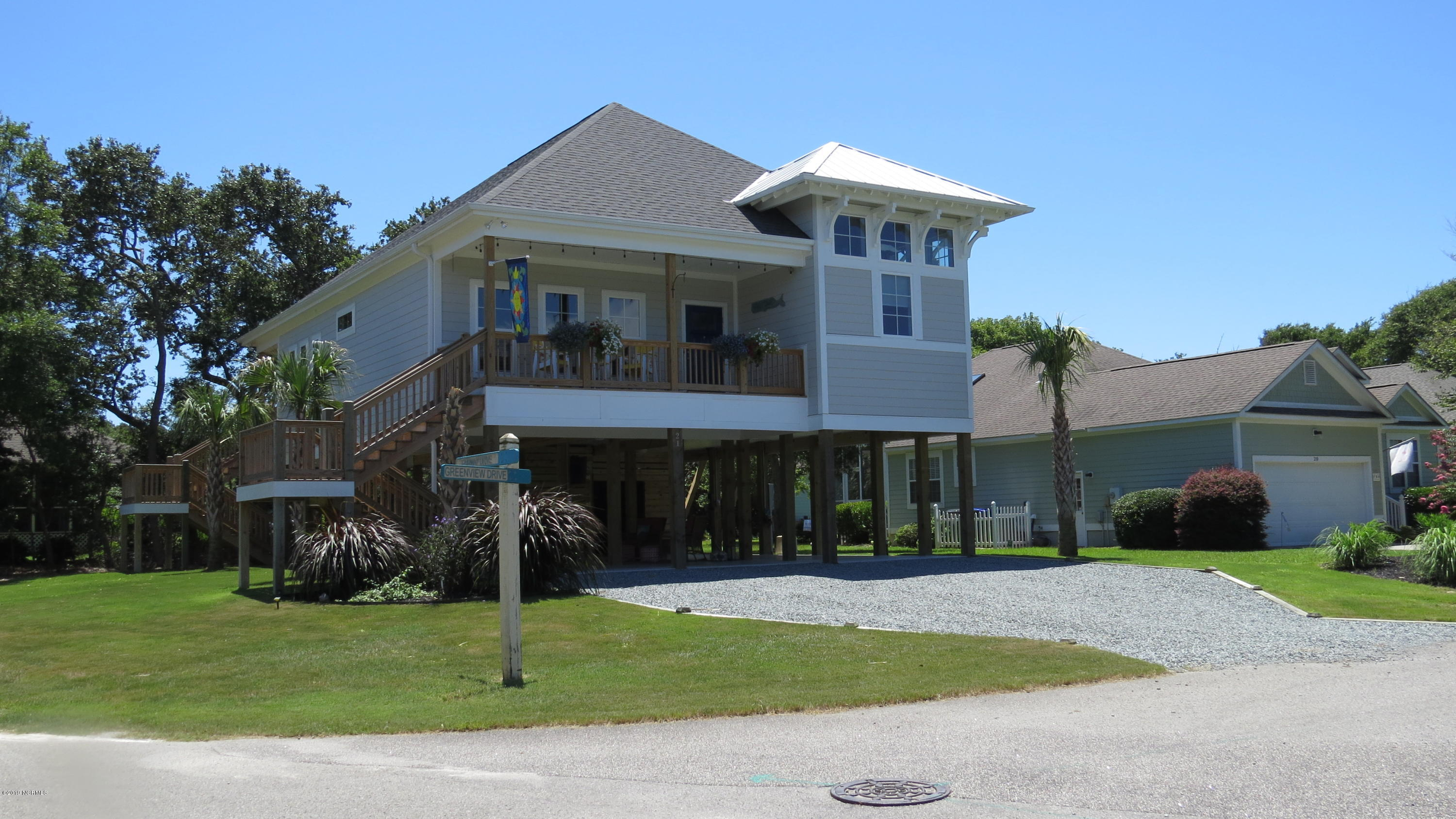 21 Greenview Drive Caswell Beach, NC 28465