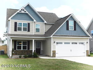 710 Addor Drive, Richlands, NC 28574