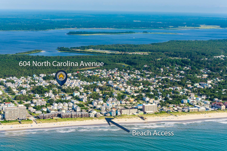 604 North Carolina Avenue Carolina Beach, NC 28428