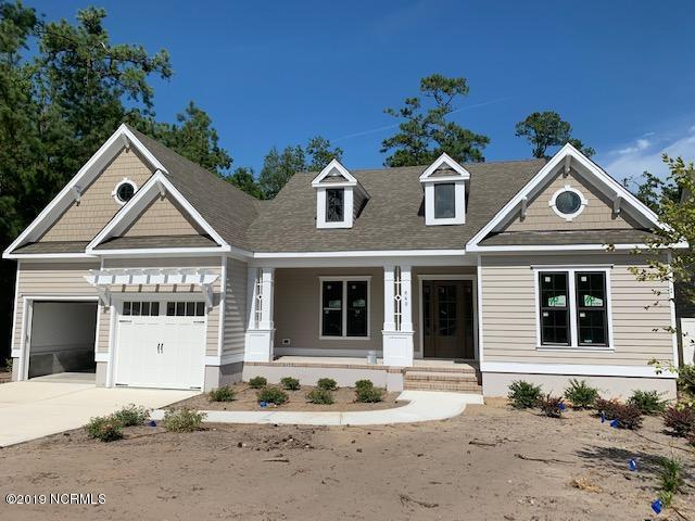 Landfall Realty View golf course homes for sale located in the gated