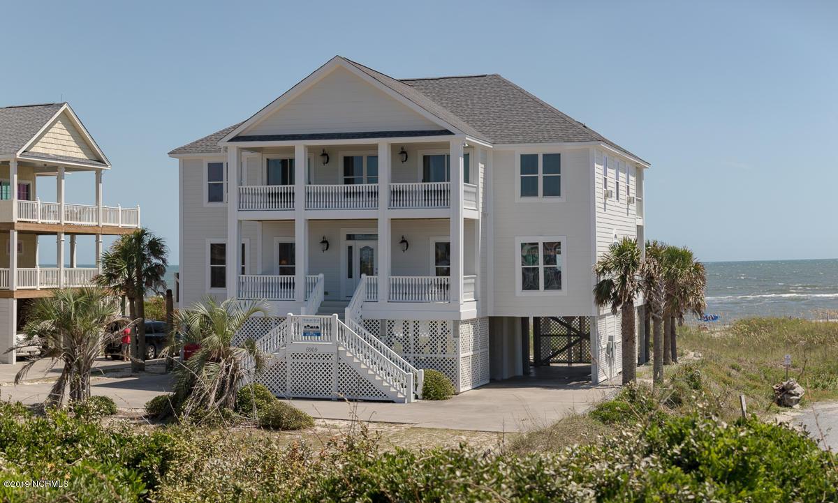 6909 W Beach Drive Oak Island, NC 28465