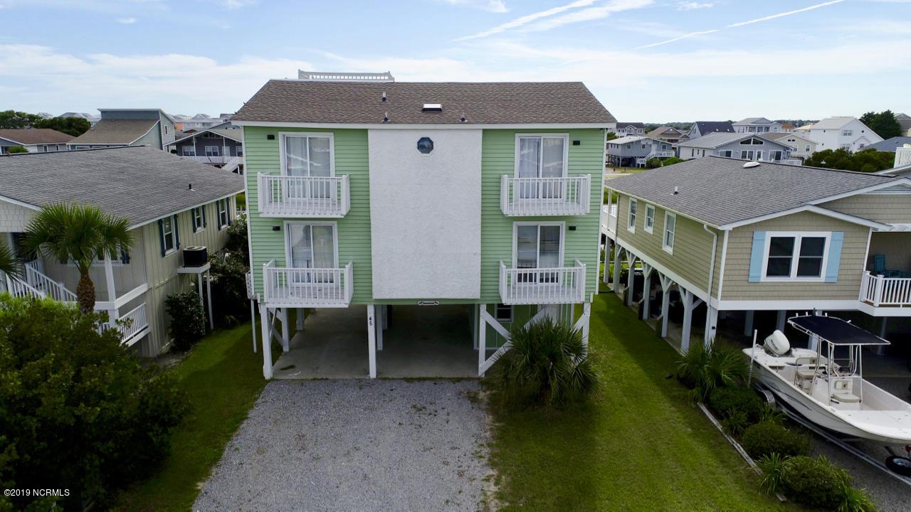45 Fairmont Street Ocean Isle Beach, NC 28469