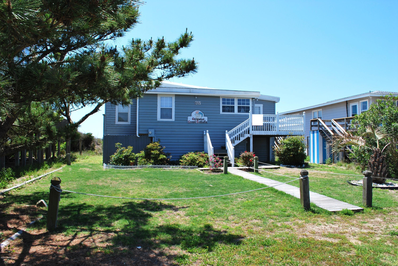 501 Ocean Boulevard Holden Beach, NC 28462