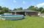 Backyard with pool!