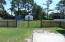 Back yard double gate