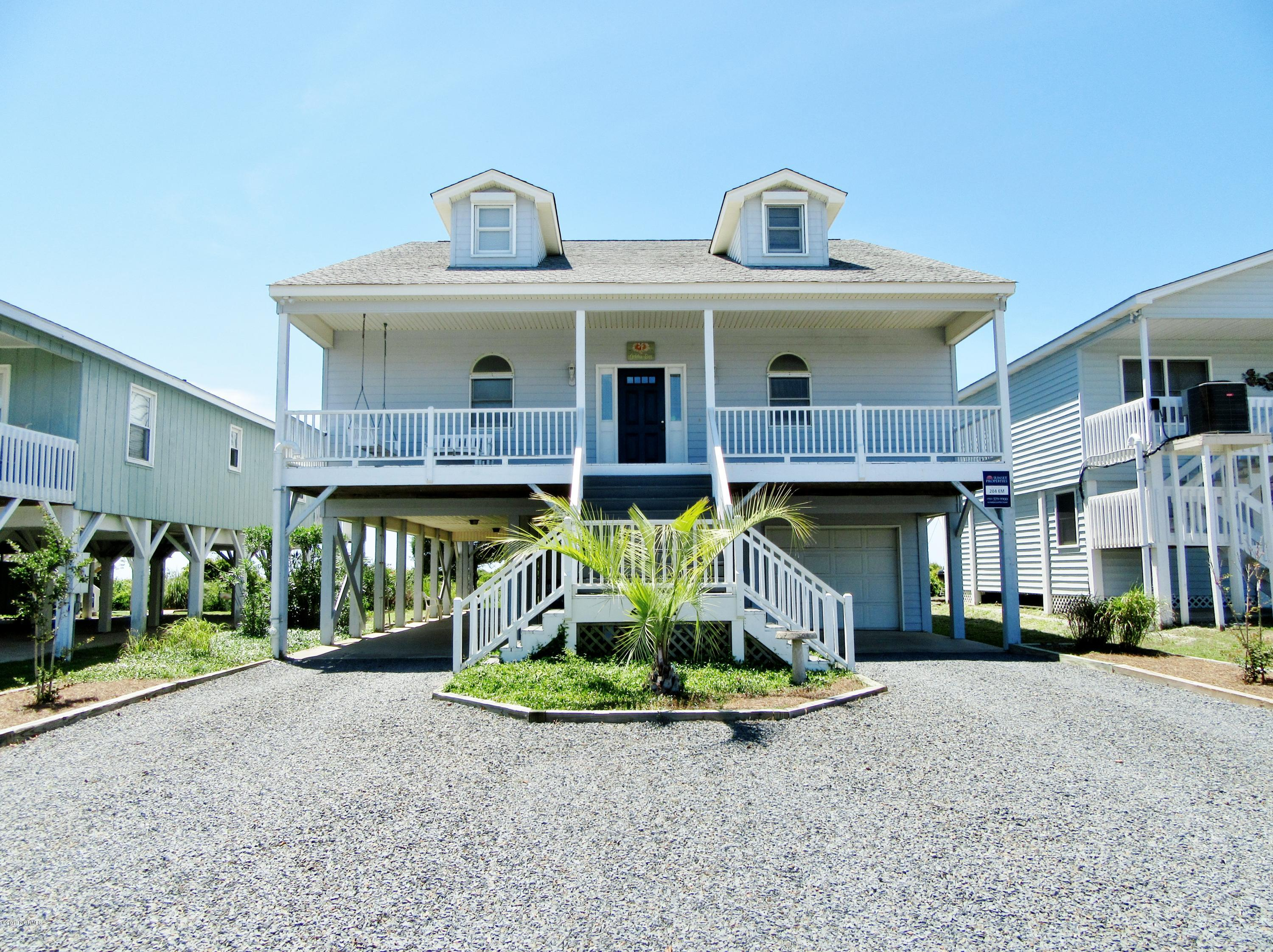 204 E E Main Street Sunset Beach, NC 28468