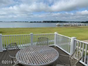 One More Time!!! The waterfront view from this homes deck.