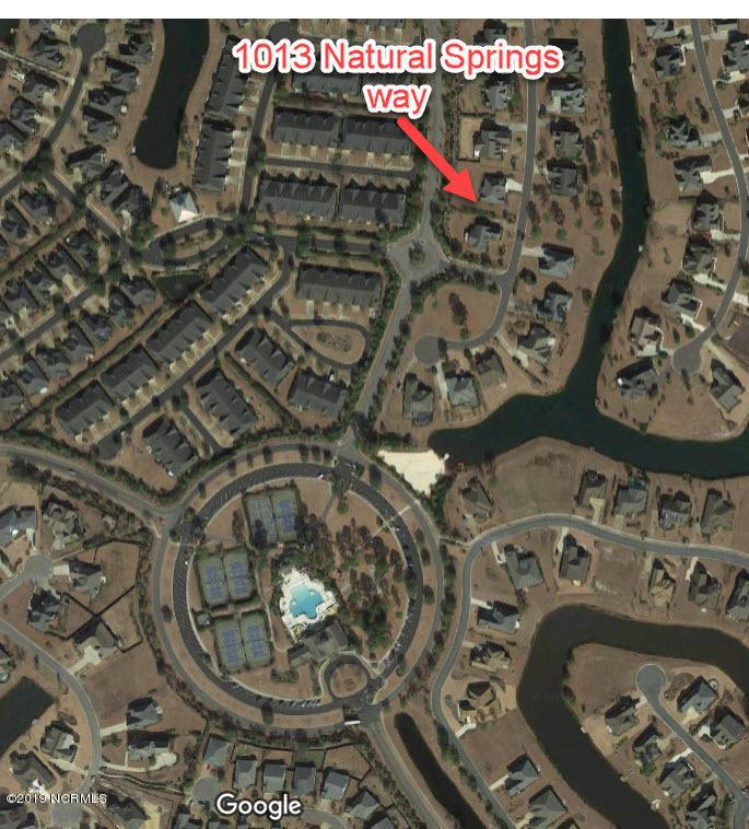 1013 Natural Springs Way Leland, NC 28451