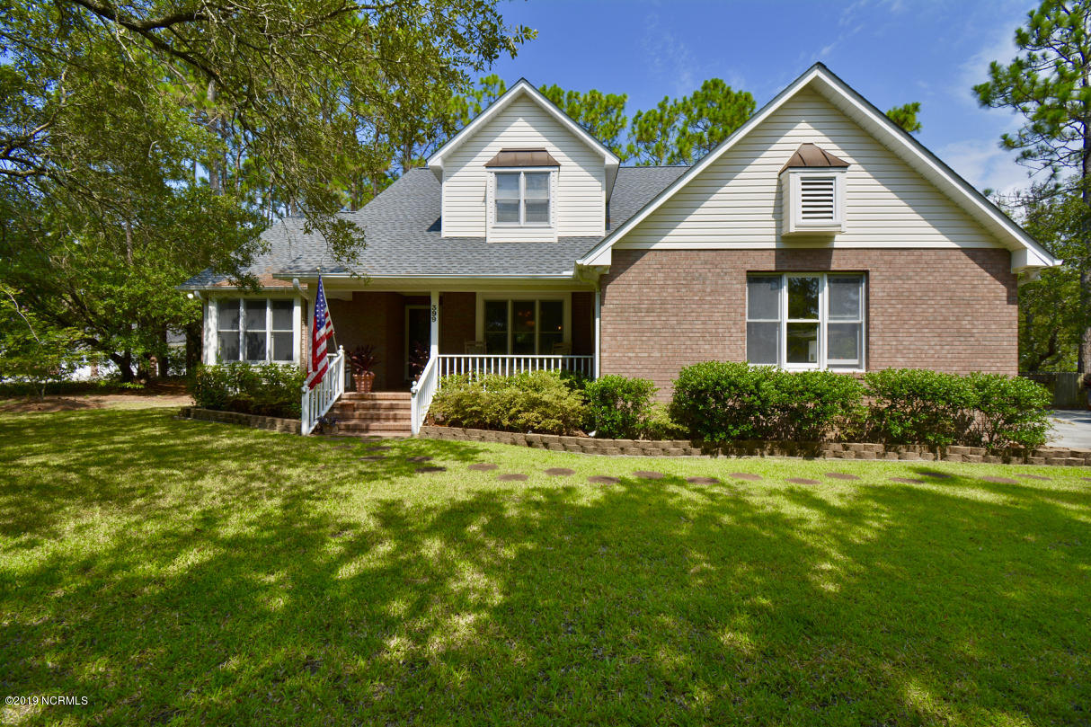 399 N Shore Drive Southport, NC 28461