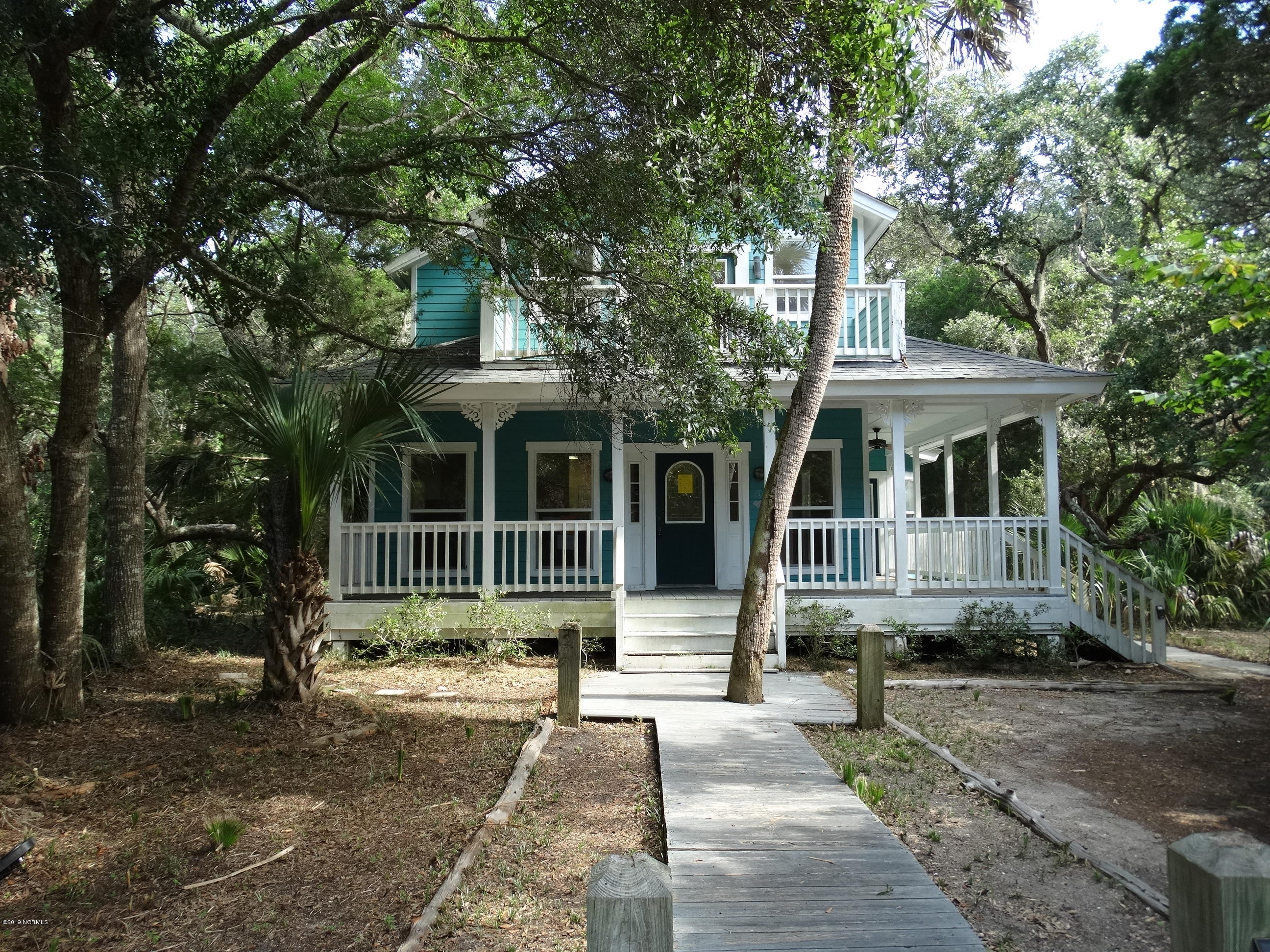 29 Fort Holmes Trail Bald Head Island, NC 28461