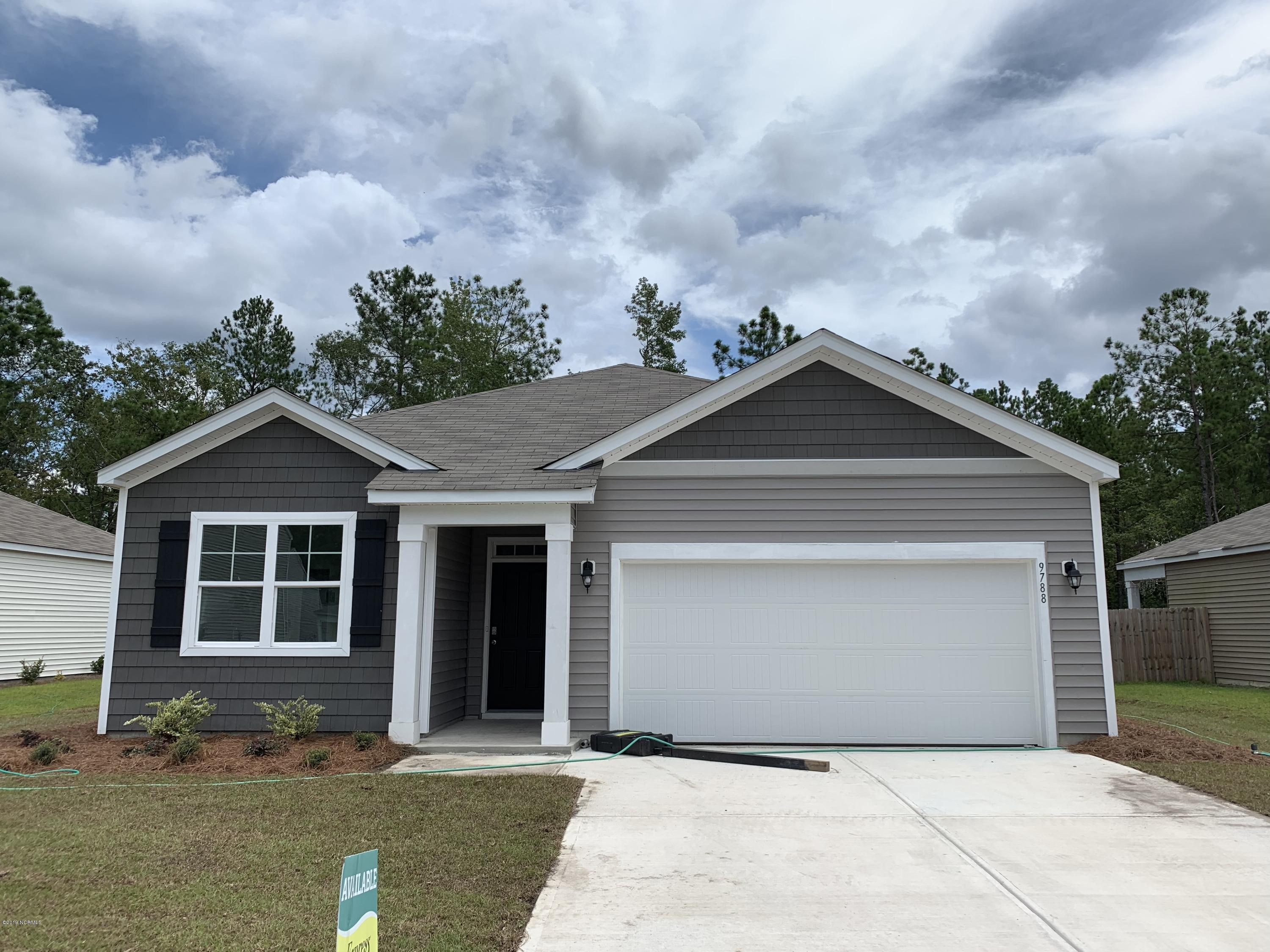 9788 Woodriff Circle #lot 5 Leland, NC 28451