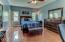 Hardwood floors, walk-in closet, en suite bath