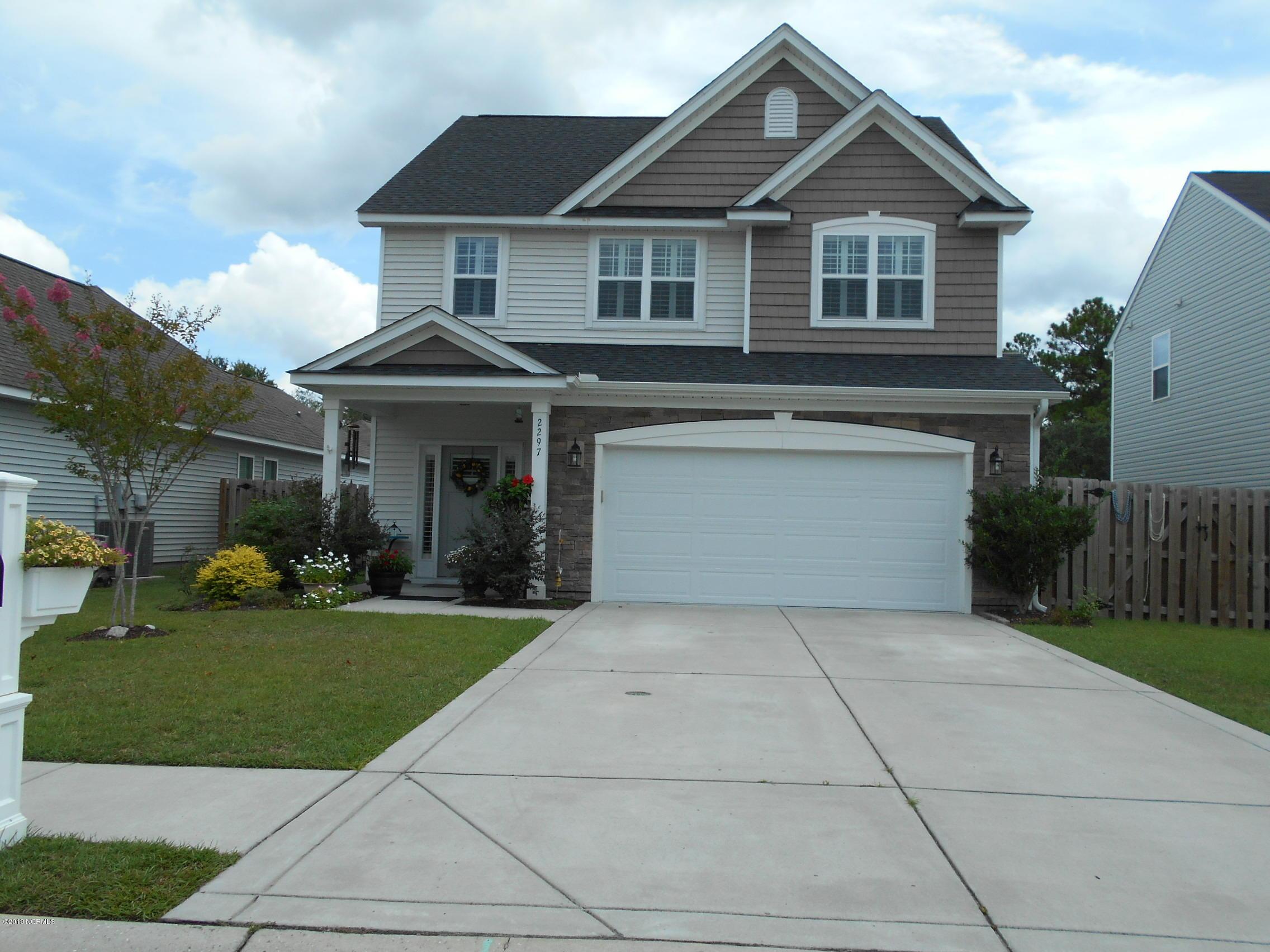 2297 Cottagefield Lane Leland, NC 28451