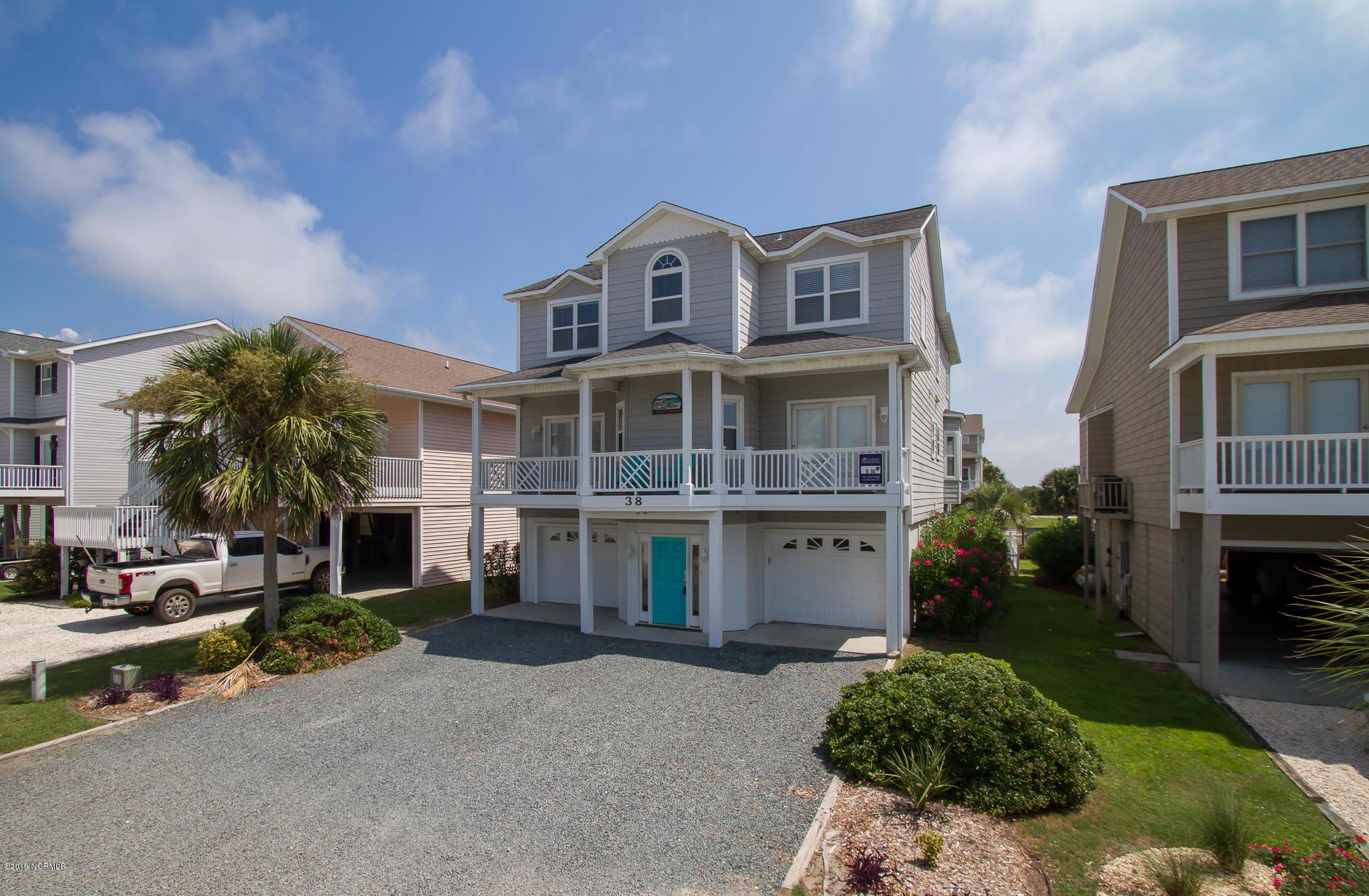 38 Goldsboro Street Ocean Isle Beach, NC 28469