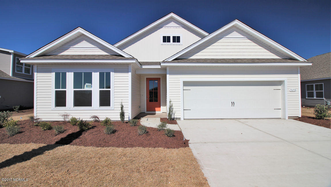 1327 Sunny Slope Circle #612 - Bristol C+ Carolina Shores, NC 28467