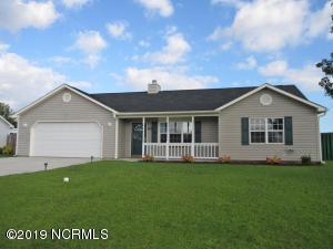 429 Dion Drive, Hubert, NC 28539