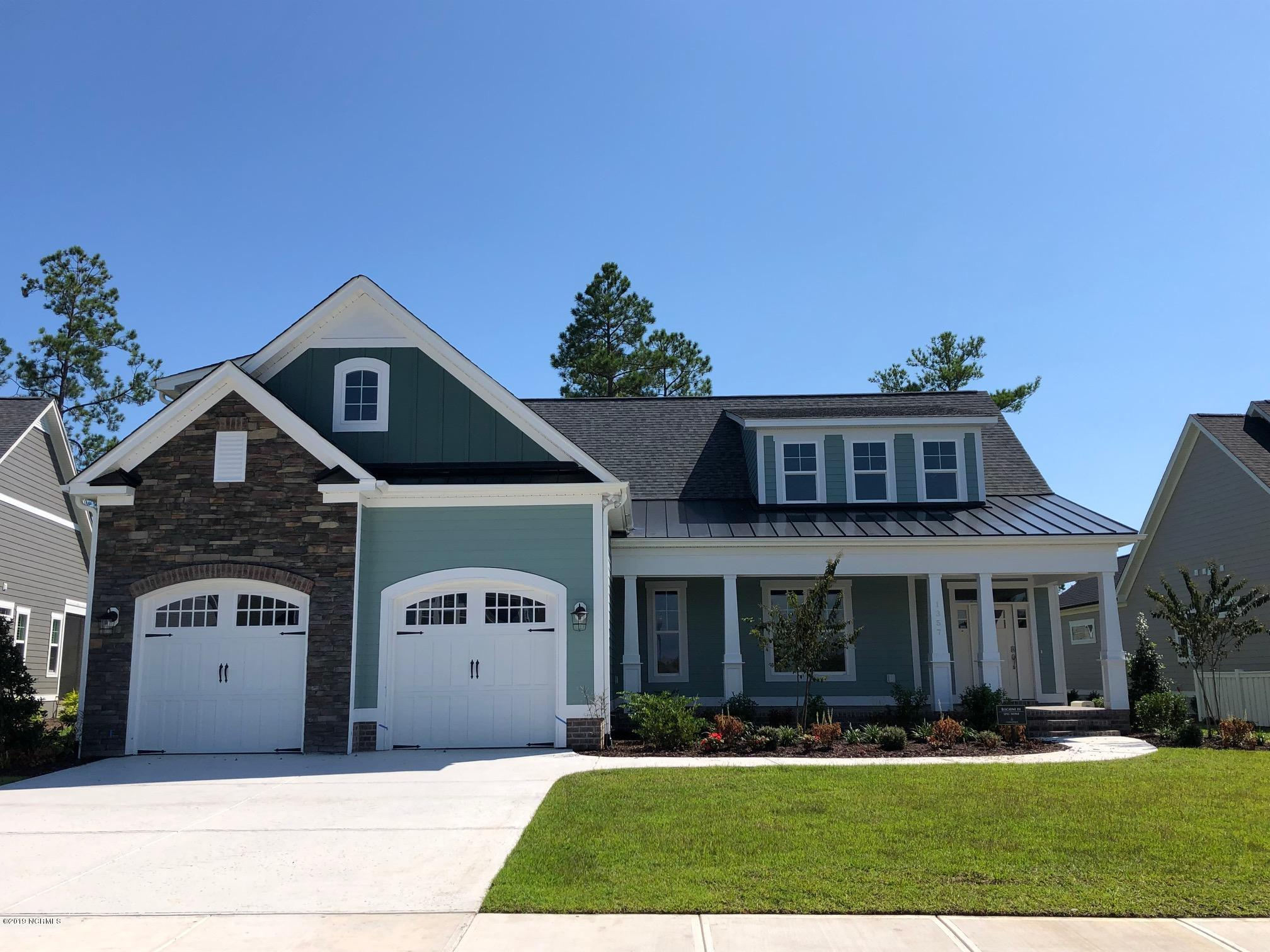 1357 Cross Water Circle Leland, NC 28451