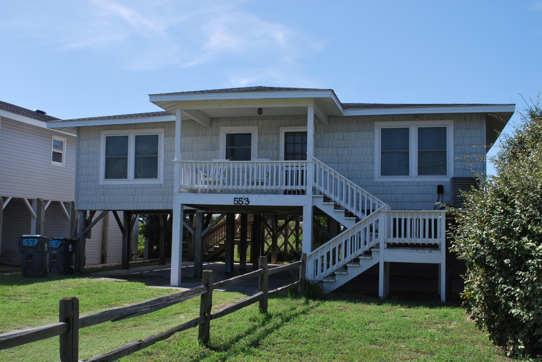 553 Ocean Boulevard Holden Beach, NC 28462
