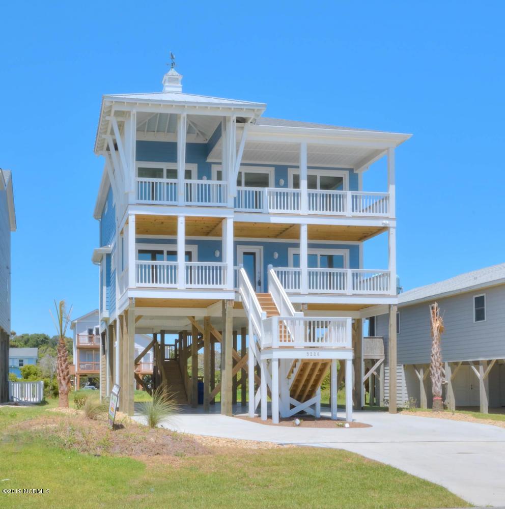 5228 E Beach Drive Oak Island, NC 28465