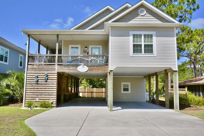 203 NE 64TH Street Oak Island, NC 28465