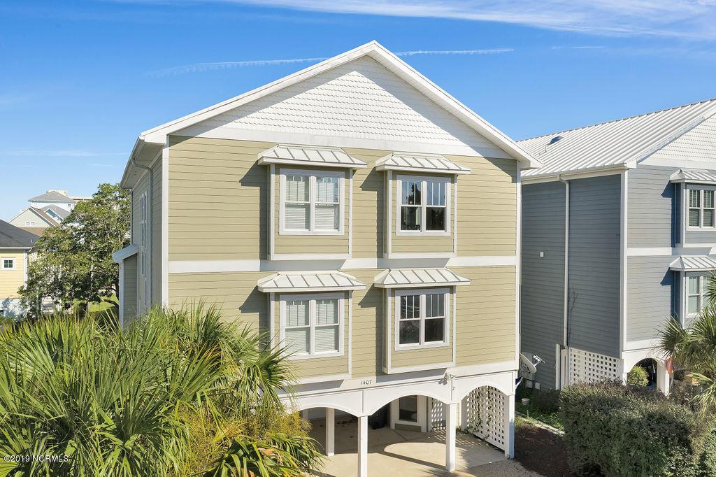 1407 Pinfish Lane Carolina Beach, NC 28428