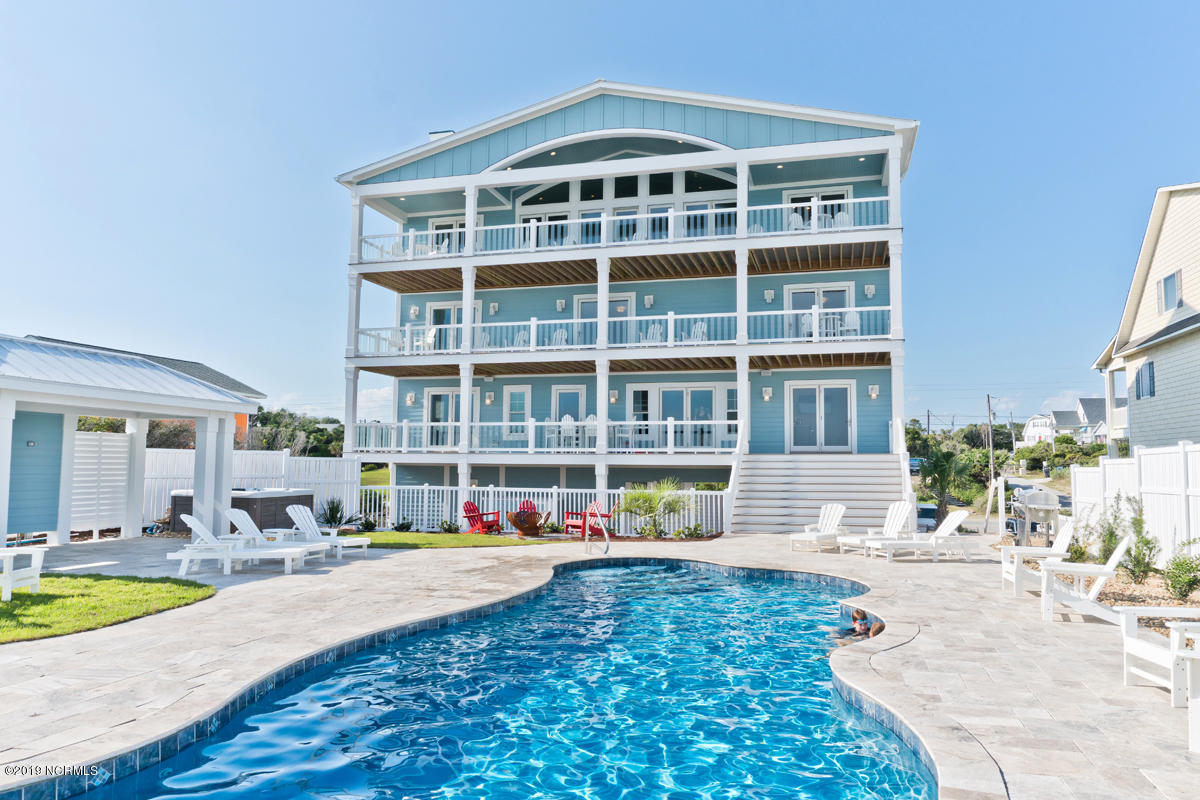 4803 Ocean Drive, Emerald Isle, North Carolina 28594, 10 Bedrooms Bedrooms, ,11 BathroomsBathrooms,Residential,For Sale,Ocean,100118437