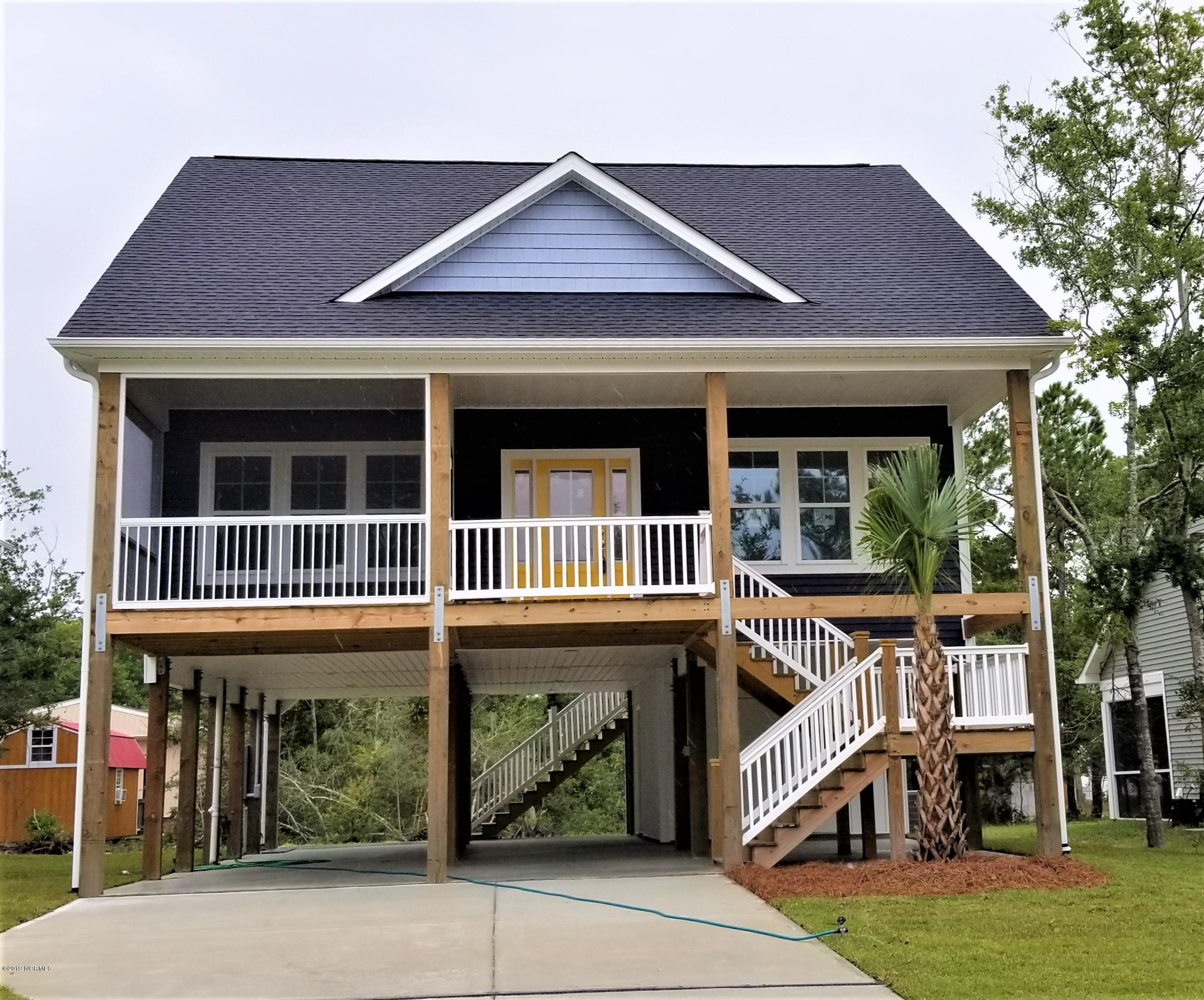 110 NE 4th Street Oak Island, NC 28465