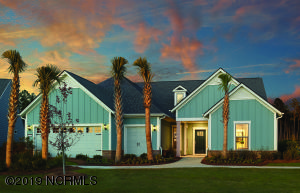 This photo is not of the actual home. It is a rendering and one of 5 options exteriors to select from.