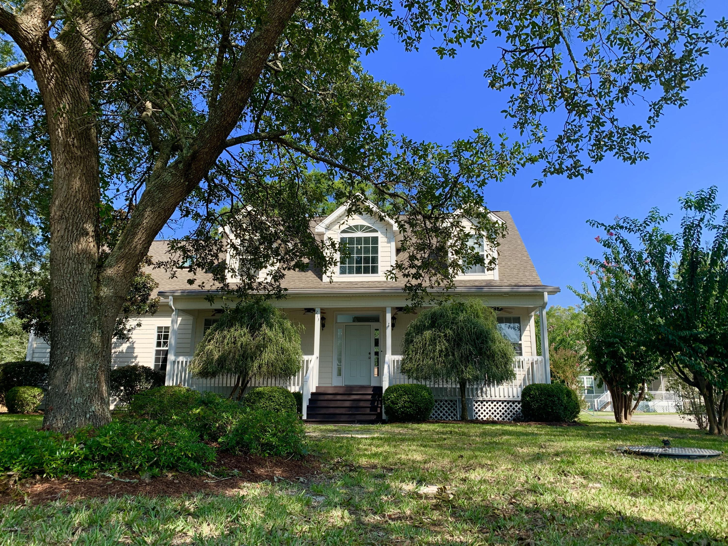 213 Shoreline Drive Sunset Beach, NC 28468