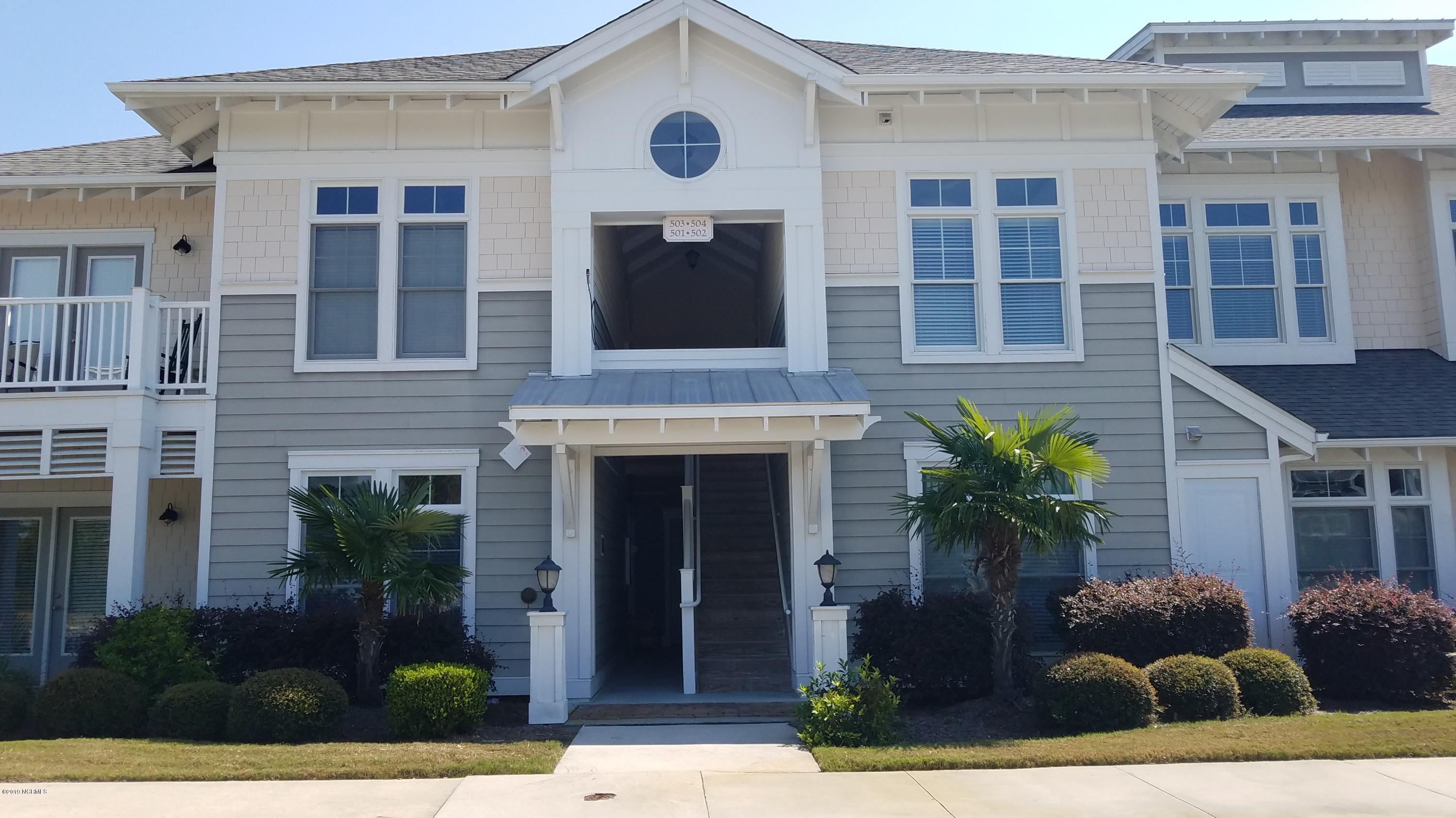 2537 St James Drive #504 Southport, NC 28461