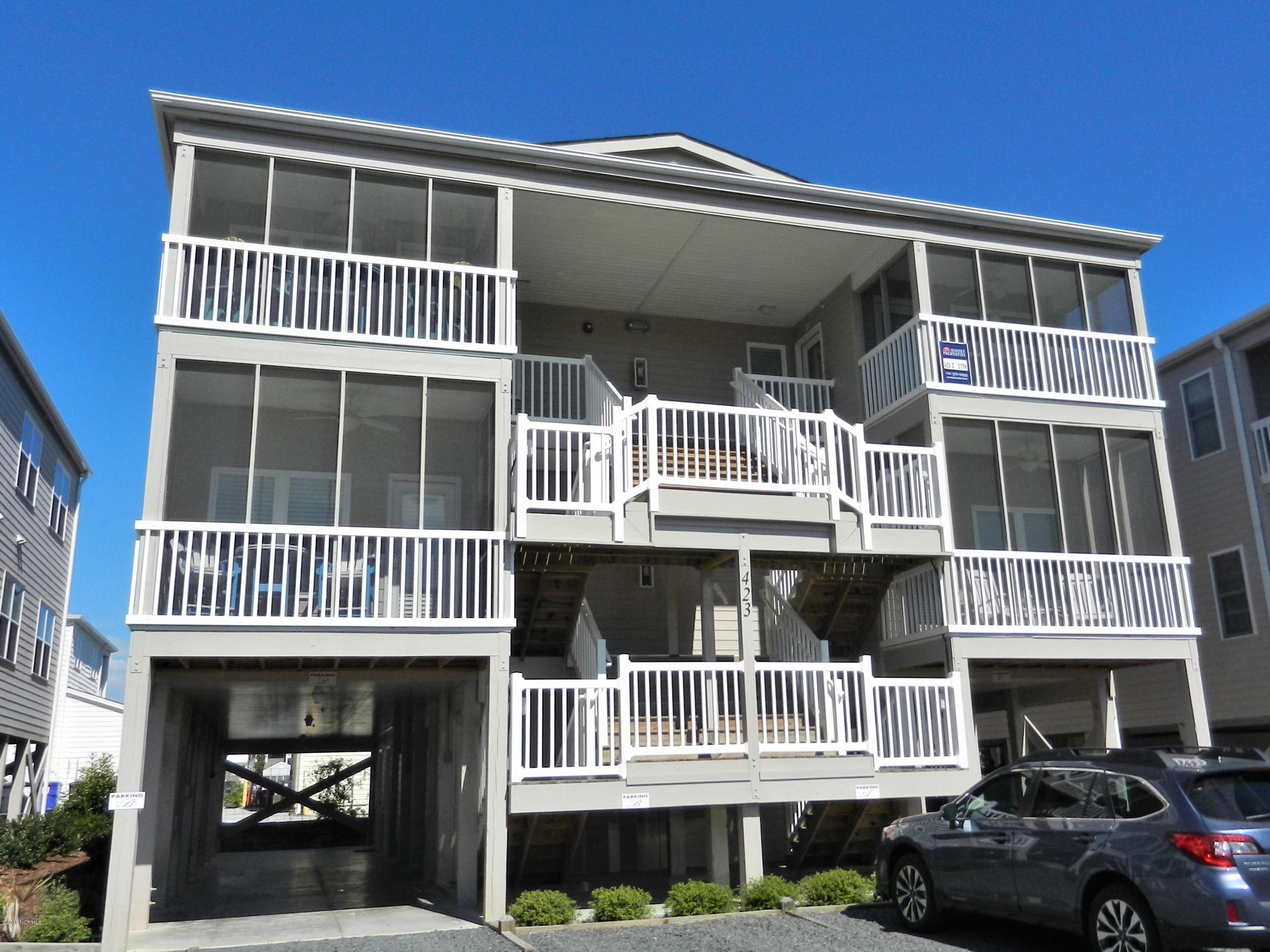 423 27TH Street #b Sunset Beach, NC 28468
