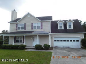 133 Wheaton Drive, Richlands, NC 28574