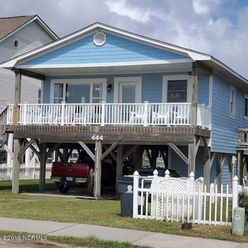 444 Ocean Boulevard Holden Beach, NC 28462