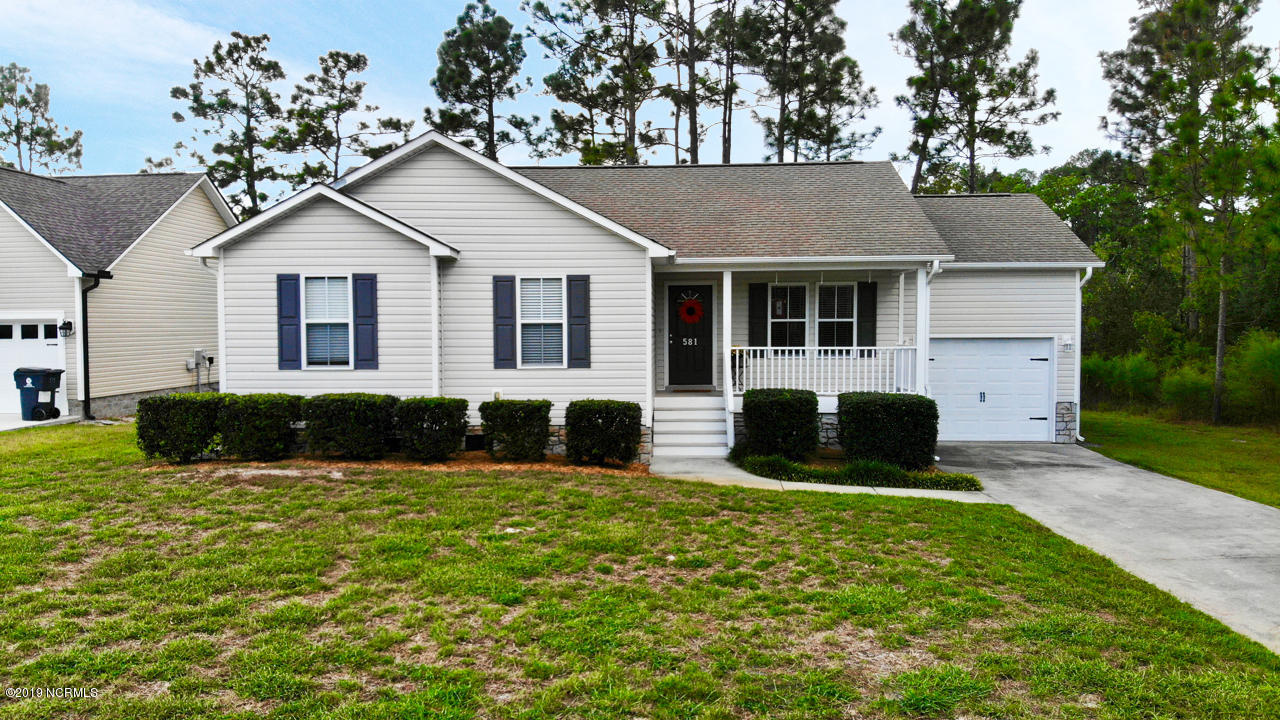 581 Greenmoss Road Southport, NC 28461
