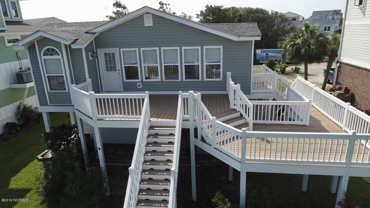 3612 Shoreline Drive Oak Island, NC 28465