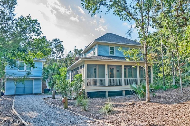 5 Loosetrife Court Bald Head Island, NC 28461